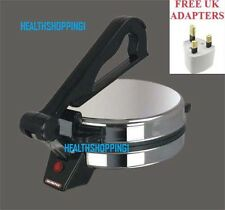 INDIAN CHAPATI MAKER NON STICK ROTTI MAKER PURI MAKER ROTI MAKER BREAD MSDH