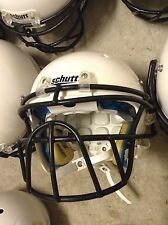 Lot of 45 Schutt Junior White Football Helmet XS Small Med Large