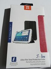 ultra thin s line galaxy tab 4 case red 7 inch new