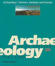Archaeology: Theories, Methods and Practice, Good Condition Book, Bahn, Paul G.,