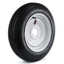 """Trailer Tire & Rim 480 Series 4.80 X 12"""" B Range 4 Lug"""