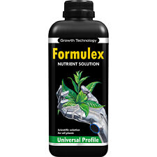 Formulex 1 Litre - Seedling Fertilser and pH Buffer - Soil or Hydroponics