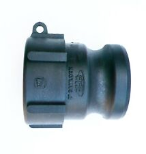 """PART A. IBC CAMLOCK ADAPTER.  S60X6 2"""" COARSE THREAD TO 2"""" MALE CAMLOCK"""
