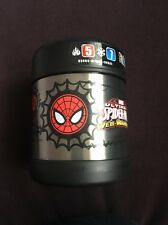 Thermos 10 Ounce Funtainer Food Jar, Spiderman CAPTAIN AMERICA CIVIL WAR CAFU