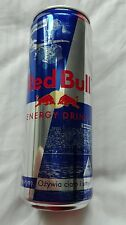 1 Energy Drink Dose + Red Bull Konkurs Lotow + Full Voll 355ml Can Polen
