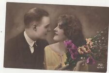 Vintage Glamour RP Postcard 316a