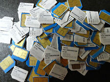 Sprint Micro Sim Card FOR TEST,BYPASS iPhone 4/4S ,SAMSUNG S5,S4, S3, NOTE 3