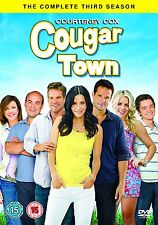 COUGAR TOWN - COMPLETE SEASON 3  -  DVD - PAL Region 2 - SEALED