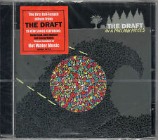 THE DRAFT in a million pieces CD STILL SEALED Epitaph hot water music Punk