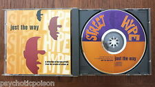 Just The Way Streethype JERV 1CD A collection of ten new artists from the street