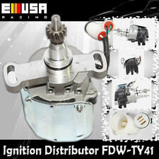 Distributor w/Cap fit 87 Toyota Corolla FX16 1.6L 4AGELC TY41 19100-16130