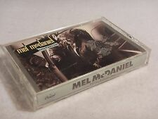 Mel McDaniel : Rock-A-Billy Boy (Cassette Tape 1989 Capitol)