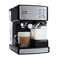 Mr. Coffee Cafe Barista Espresso Maker, BVMC-ECMP1000