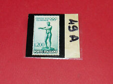 TIMBRES N°49 A & B PANINI OLYMPIA 1896-1972 JEUX OLYMPIQUES OLYMPIC GAMES