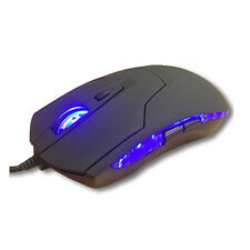 USB Wired Optical Game Gaming Mouse PC 6 Buttons Adjustable 1200 DPI Laptop New