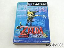 Zelda The Wind Waker Japanese Import Kaze no Takuto Takt of Wind Gamecube GC B