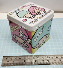 Sanrio Little Twin Stars Tin Can With Tea Bag
