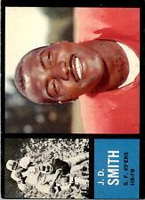 1962 Topps 153 J.D. Smith RB VG #D380018