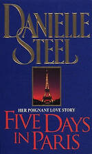 Five Days in Paris by Danielle Steel (Paperback, 1996)