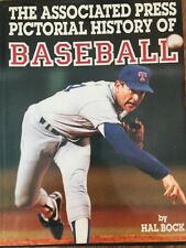 ⚾️ HISTORY OF BASEBALL, THE ASSOCIATED PRESS PICTORIAL Hardcover Reference book