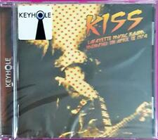 KISS Lafayette Music Room - Memphis 1974 Cd Sigillato Sealed