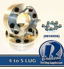 """2pc  USA MADE 4x4.25"""" (4x108mm) x 5x120mm Wheel Adapter 2"""" Spacer"""