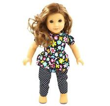 """Trendy Outfit Clothes for 18"""" American Girl/Our Generation/Journey Girl Doll"""