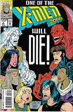 X-MEN 2099 #3...1993...NM-...John Francis Moore,Ron Lim,Adam Kubert...Bargain!