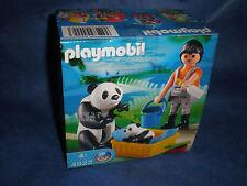 playmobil 4922 Osterei mit Tierpfleger und Pandas neu aus dem Jahr 2008 new