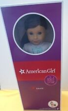American Girl Grace Thomas Doll and Book ~ 2015 Girl of the Year ~ New