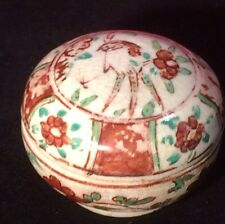 zhangzhou Late ming c1600 Chinese Box, Original Antique In Great Condition
