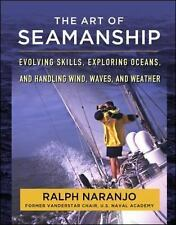 The Art of Seamanship book~Skills, Exploring Oceans, & Handling Wind, Waves~NEW