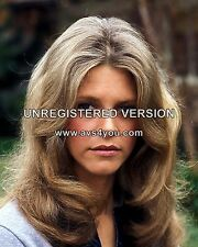 "Lindsay Wagner The Bionic Woman 10"" x 8"" Photograph no 3"