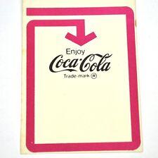 Vintage Coca-Cola Coke Botellas Colgante Ee.Uu. Años 60 Botella colgante