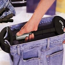 """Easy-Fit Waistband Stretcher - Expands Up to 5"""" (Works on Pants Sizes 21-50)"""