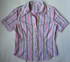 Women's Ladies TOMMY HILFIGER Top Shirt size 8