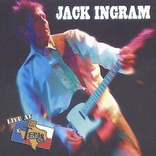Jack Ingram, Jack Ingram - Live at Billy Bob's Texas, Excellent Live