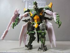 HARDSHELL TRANSFORMERS PRIME GREEN INSECT Cyberverse Beast Hunters Prime Figure