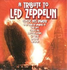 A Tribute to Led Zeppelin, Audio CD, Legacy Entertainment, New, 14 Tracks