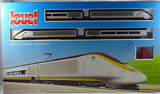 Jouef 745300 Set Eurostar Coffret 3212 Paris Londres Bruxelles  Rare