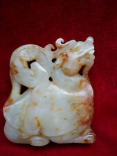 Free Shipping Chinese jade carving arowana tie toad exquisite ornaments (extra c