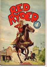 Red Ryder 4 Ed. Dupuis EO 1952 TTBE