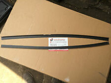 Capri MK2 MK3 1 x PAIR of WING MOUNTING RAILS or BANDS Not Gen Ford panels
