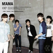 EXO-K - [MAMA] 1st Mini Album CD Korean Language K-POP Sealed
