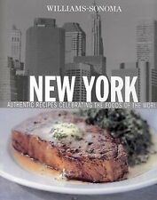 New York : Authentic Recipes Celebrating the Foods of the World by Carolynn...