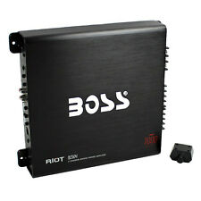 Boss Audio 1000 Watt 4 Channel Car Audio Power Stereo Amplifier + Remote | R2504