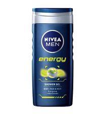 Nivea For Men Energy 2 in 1 Shower Gel 250ml