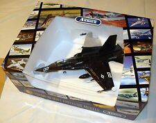 Franklin Mint Armour 1:48 Scale F-18B F/A 18B Hornet Top Gun B11B203 Airplanes