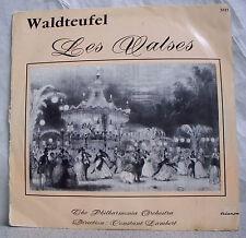 33T 25cm LES VALSES de WALDTEUFEL Disque The PHILHARMONIA ORCHESTRA Classique