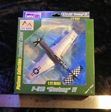 "Easy Model #37295 P-51D Mustang IV ""Sigh"" India 1945 in 1/72 scale"